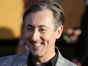 Alan Cumming at the 18th Annual Screen Actors Guild Awards