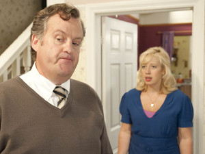 After visiting Dr Carter to ask about getting his vasectomy reversed, Brian is baffled when Julie announces that she is already pregnant