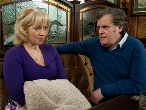 Julie is stunned when Brian explains that he broke up with her after believing she was unfaithful. She assures him that she's never lied to him, leaving Brian with a tricky decision over whether to come clean with her