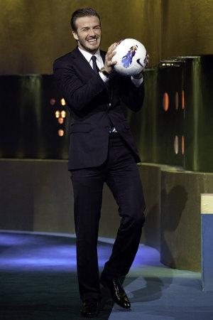 David Beckham on The Jonathan Ross Show