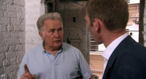 Martin Sheen on 'Who Do You Think You Are?'
