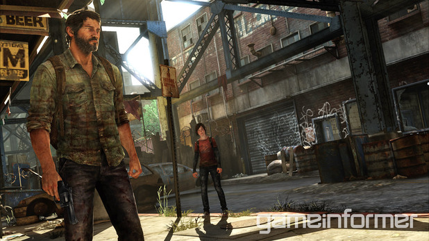 The Last of Us first images
