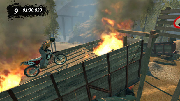 &#39;Trials Evolution&#39; screenshot