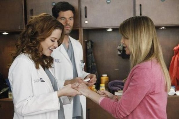 Grey's Anatomy S08E13: 'If/Then'