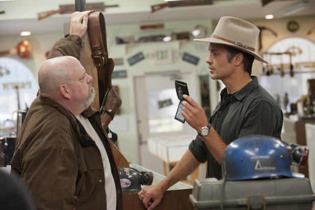 Justified S03E03: 'Harlan Roulette'