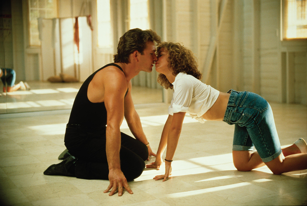 Frances 'Baby' Houseman (Jennifer Grey) and Johnny Castle (Patrick Swayze)