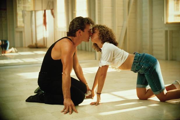 Frances 'Baby' Houseman (Jennifer Grey) and Johnny Castle (Patrick Swayze)