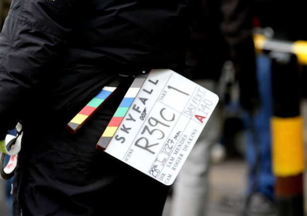 The Clapperboard