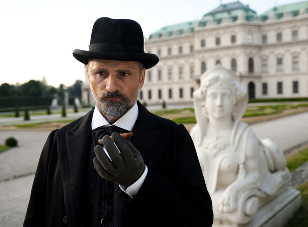 'A Dangerous Method' still: Viggo Mortensen
