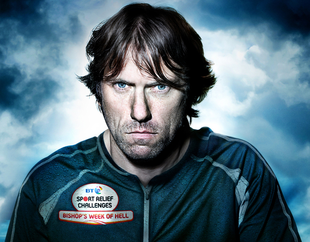The BT Sport Relief Challenges John Bishop's Week of Hell