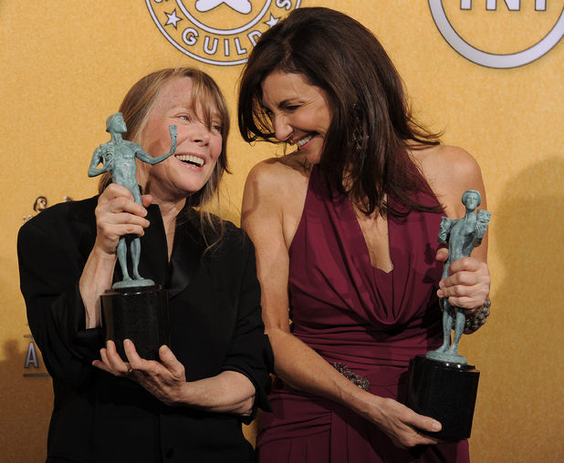 Sissy Spacek and Mary Steenburgen