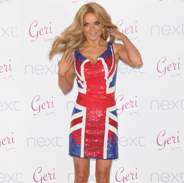 Geri Halliwell for Next - Photocall London
