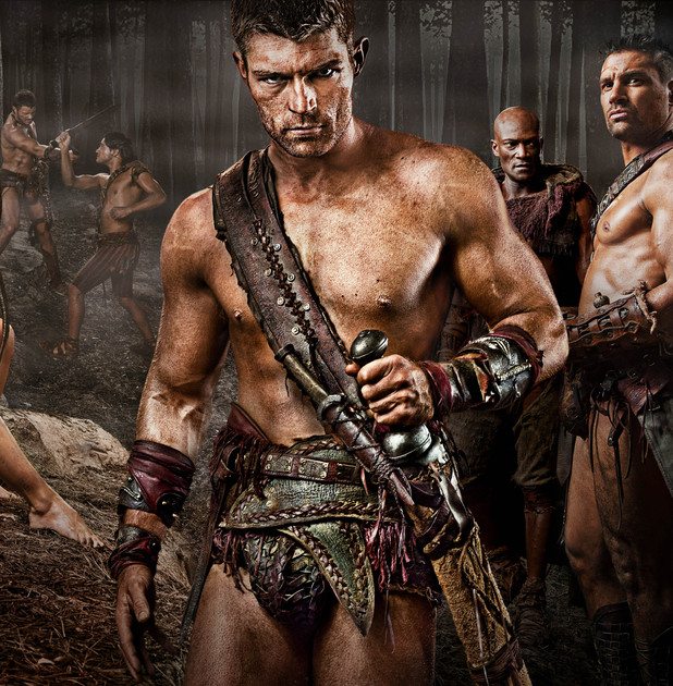 Spartacus Vengeance: Liam McIntyre 