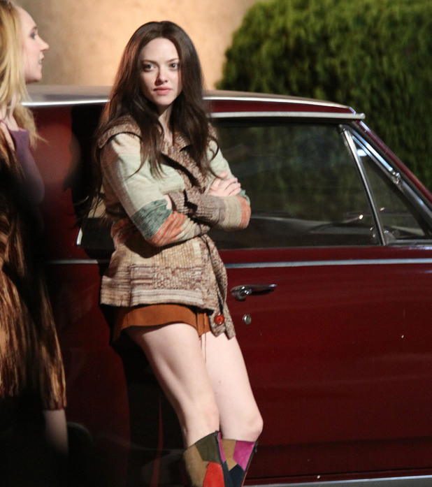 Movies: Amanda Seyfried in Lovelace