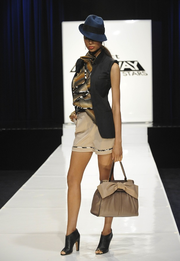 Rami Kashou's design, Project Runway Allstars