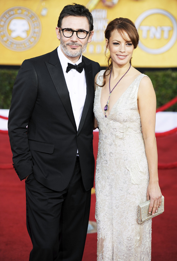 Michel Hazanavicius and Bérénice Bejo