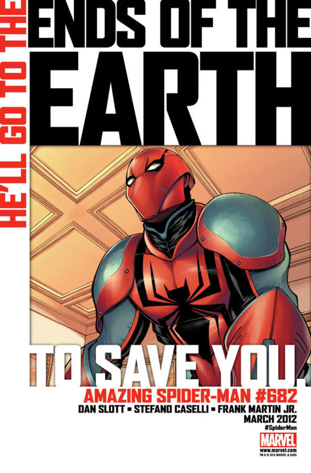 Amazing Spider-Man - Ends of the Earth