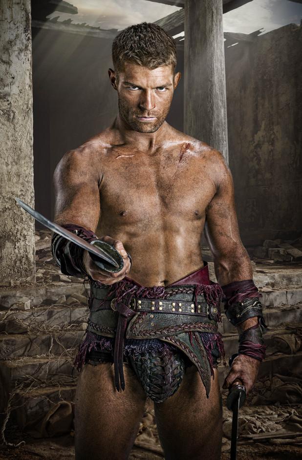 Spartacus Vengeance: Liam McIntyre
