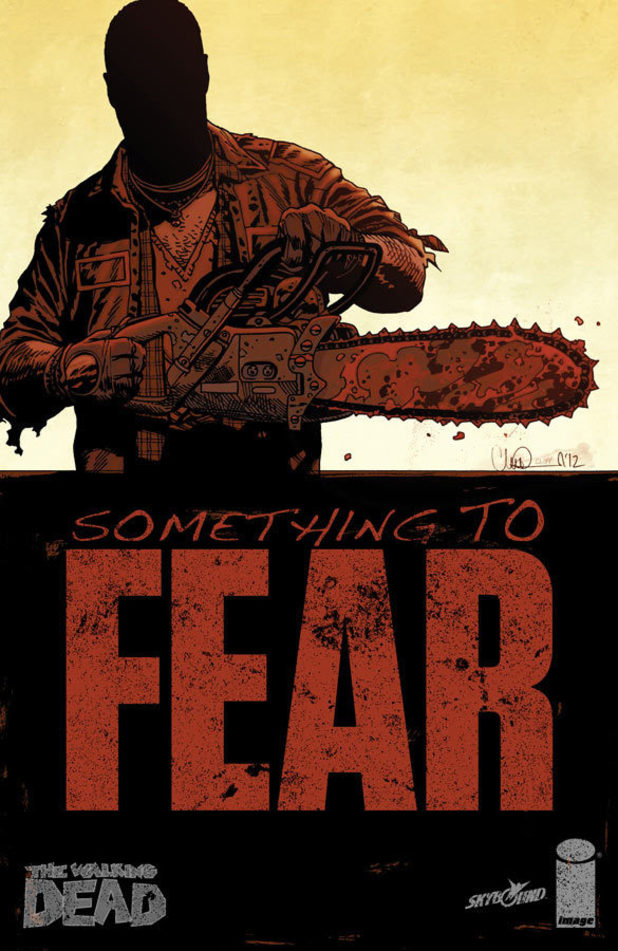 Walking Dead - Something to Fear