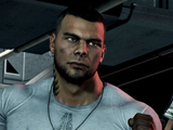 Mass Effect 3 Character Screens: Vega