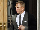 James Bond Skyfall set pictures: Daniel Craig films in London.