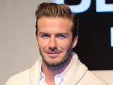 David Beckham attends his 'David Beckham Bodywear for H&M' launch in London