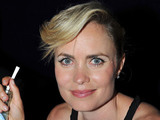 Radha Mitchell at the 2012 Australian Academy of Cinema and Television Arts (AACTA) Awards - After Party at Hyde Park Barracks, Sydney, Australia