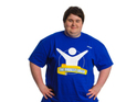 Biggest Loser's Hamish Elliott looks forward to future with Michelle Cortesao.