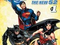 DC Comics announces The New 52 Free Comic Book Day Edition.