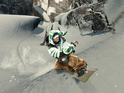 Watch the latest SSX trailer showing the wingsuit in action.