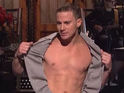 Watch video of the Magic Mike star leading a steamy flash mob on The Today Show.