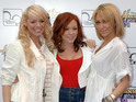 Liz McClarnon, Natasha Hamilton and Jenny Frost all deny the rumours on Twitter.