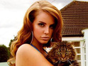 The 'Video Games' singer reveals that Born To Die is number one in 11 countries.
