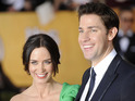"Emily Blunt admits that she finds relationships to be ""complicated""."
