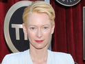 Tilda Swinton reunites with John Hurt for Only Lovers Left Alive.