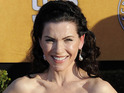 Julianna Margulies encourages her son to pursue activities other than TV watching.