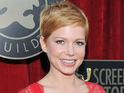 Michelle Williams says that she will probably not have more children.