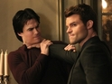 Vampire Diaries star Daniel Gillies says he'd love to see Elijah team with Klaus.