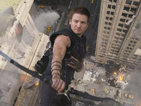 Perez Hilton debunks rumours that the Hawkeye actor could be recast.