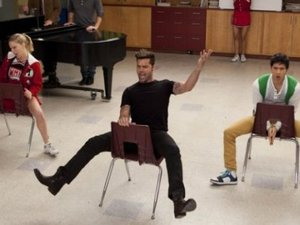 Ricky Martin, Glee