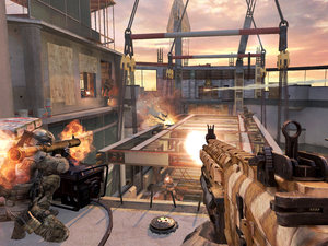 gaming cod mw3 dlc screen 1 Adults Kids Top 10 Games