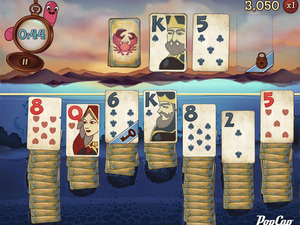 'Solitaire Blitz' screenshot