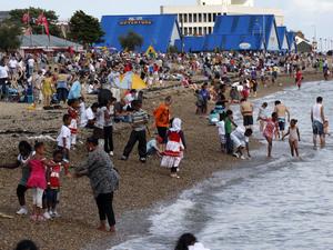 Southend-on-Sea Beach