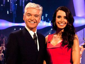 Phillip Schofield and Christine Bleakley