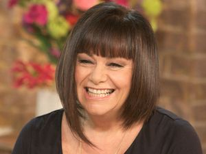 Dawn French, This Morning