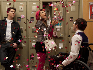 Glee S03E13: &#39;Heart&#39;