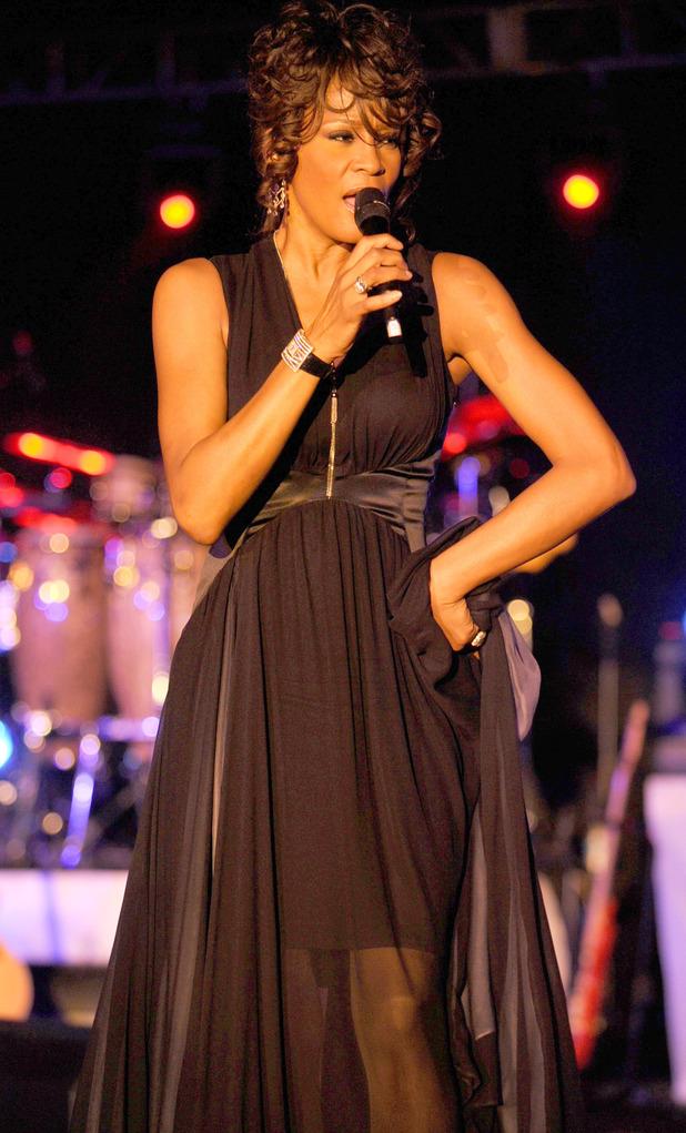 Whitney Houston: Music Achievements