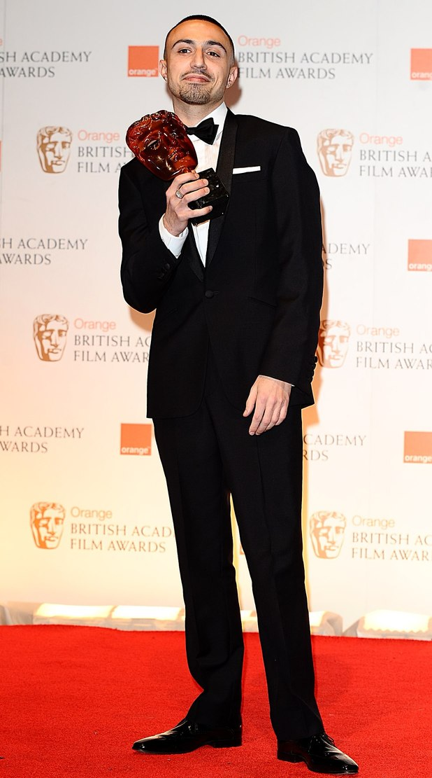 Bafta Awards 2012: Winners