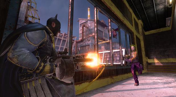 'Gotham City Imposters' screenshot