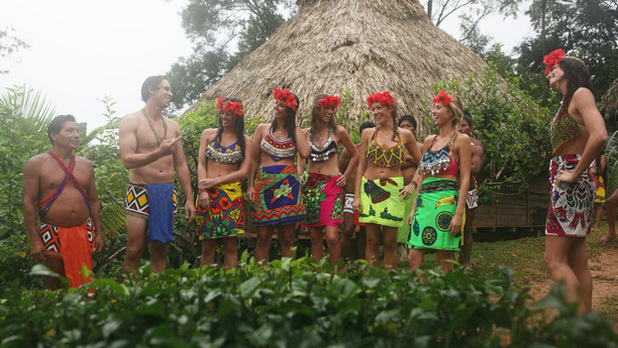 The Bachelor Episode 6: Girls on group date